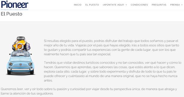 Pioneer Expedia España