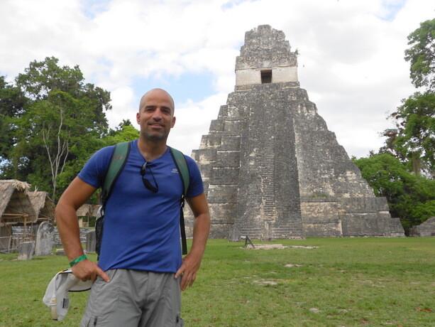 Los templos de Tikal