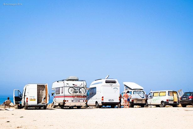 caravana-playa