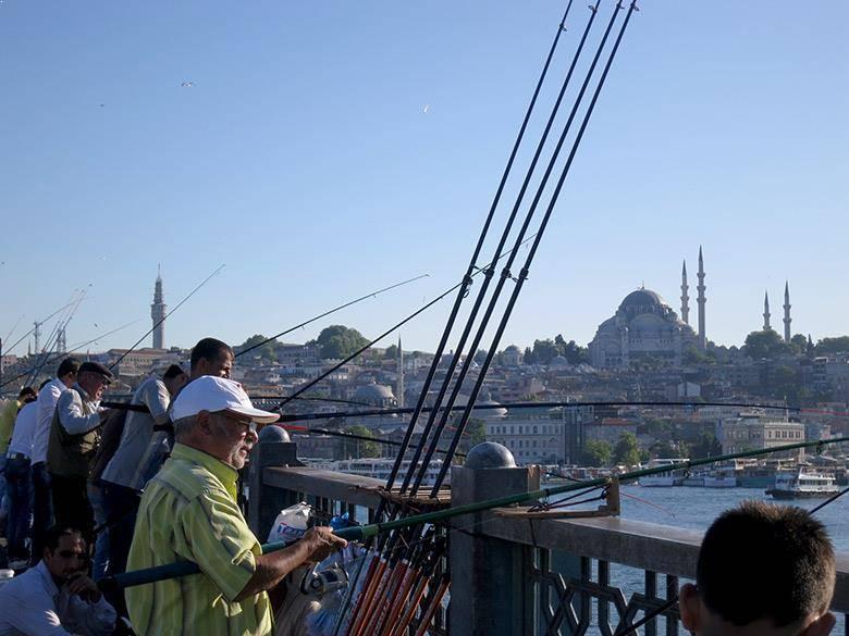 pesca Estambul