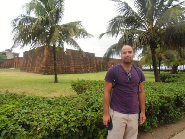 En el fuerte de Nossa Senhora da ConceiÇão