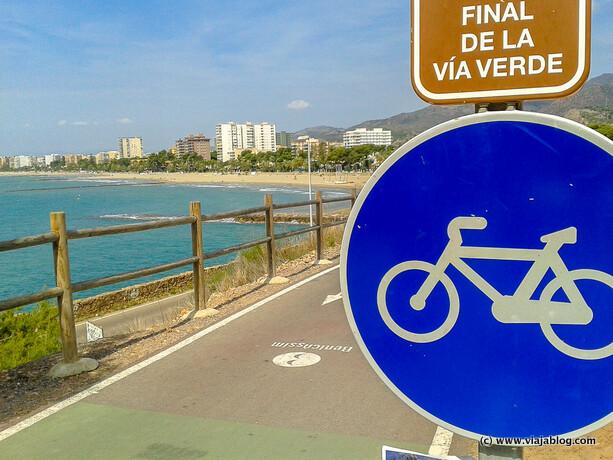 Via del Mar en Benicassim en Castellón