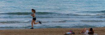 Actividades en la playa, Benicassim en Castellón