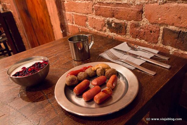 Desayuno buffet Hotel Best Western Premier Katajanokka Helsinki