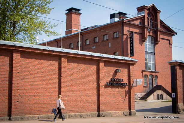 Exterior Hotel Best Western Premier Katajanokka Helsinki