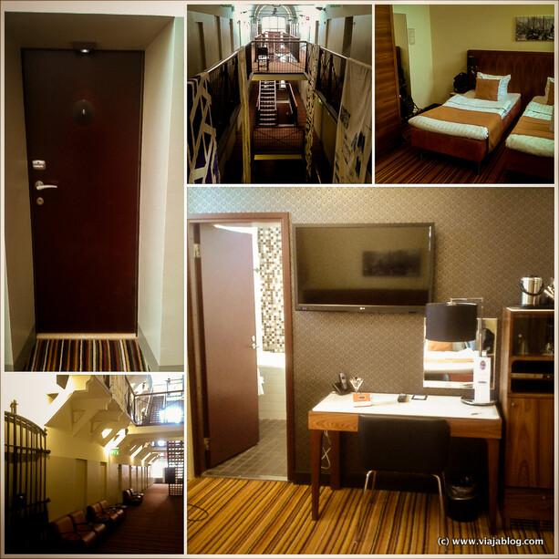 Habitación Hotel Best Western Premier Katajanokka en Helsinki