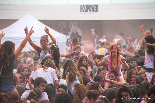 Holi Power, Holi Party, Centro Niemeyer, Avilés