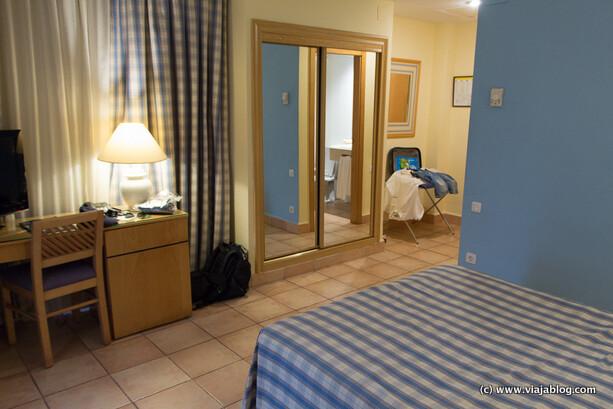 Interior Habitación Hotel Intur Bonaire Benicasim (II)