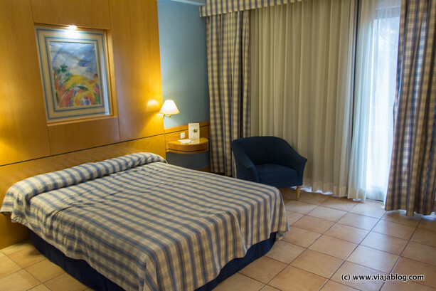 Interior Habitación Hotel Intur Bonaire Benicasim