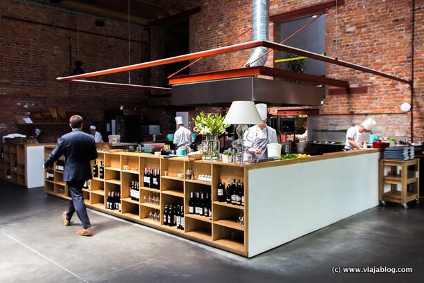 D nde comer en varsovia cuatro restaurantes para todos for Proyecto cocina restaurante