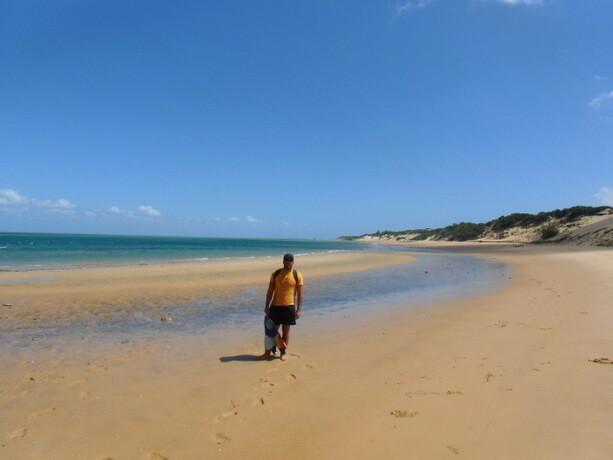 Bazaruto y sus playas