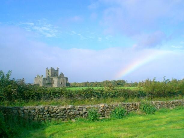Un castillo en Kilkenny