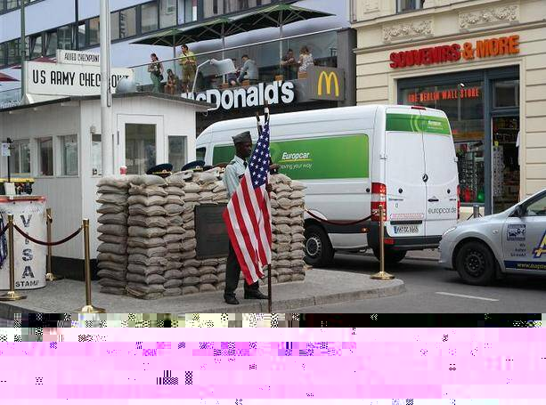 El Check Point Charlie