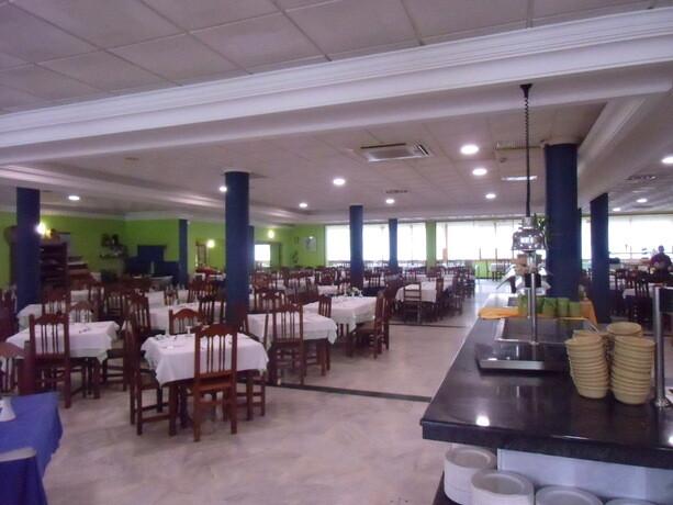 El restaurante de buffet