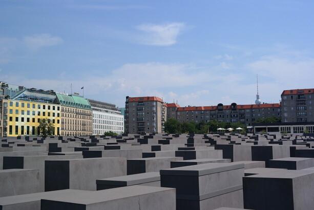 El monumento al Holocausto