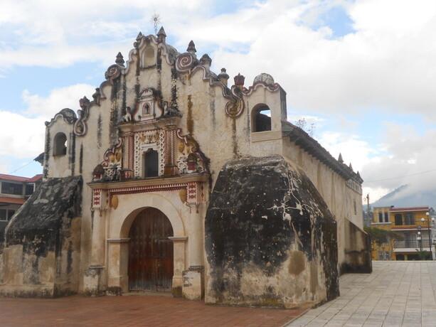 La ermita más antigua de todo Centroamérica