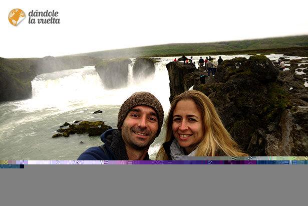 Marta y Gerard de @dandolelavuelta