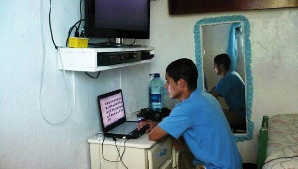 Teletrabajando en Santo Domingo