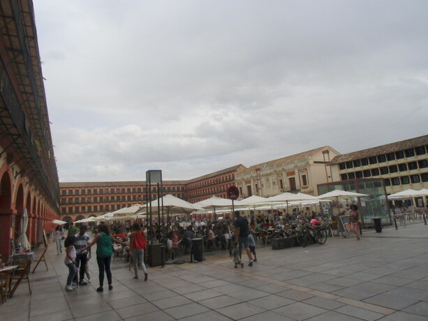 La Plaza de la Corredera