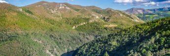 Cuenca del Río Navia en Asturias