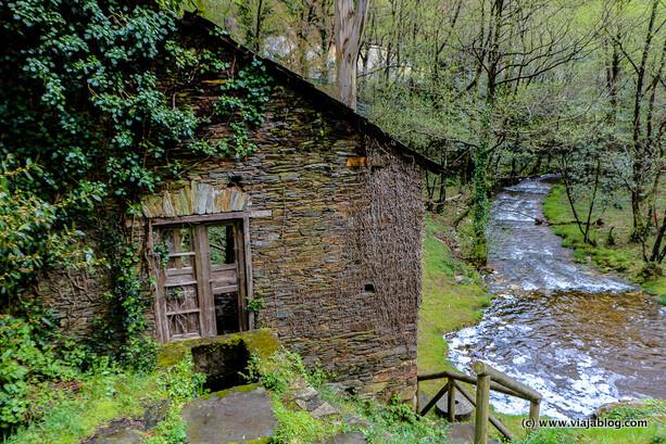 Rincones zona de Boal en Asturias