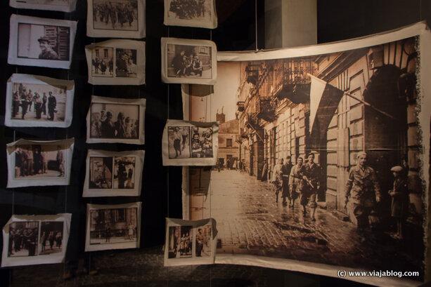 Fotografías del Alzamiento, Museo del Alzamiento de Varsovia