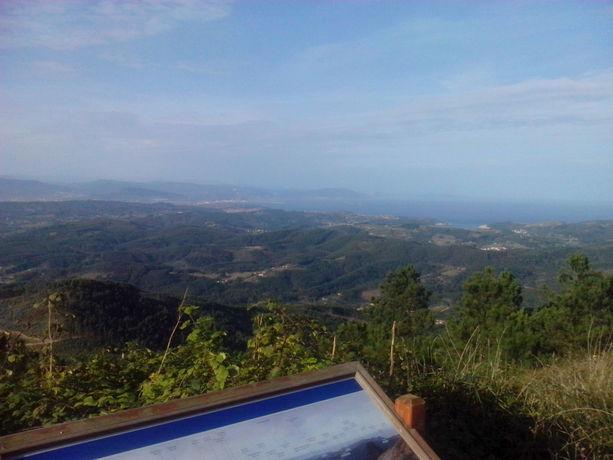 Las vistas desde la cima del Monte Jata