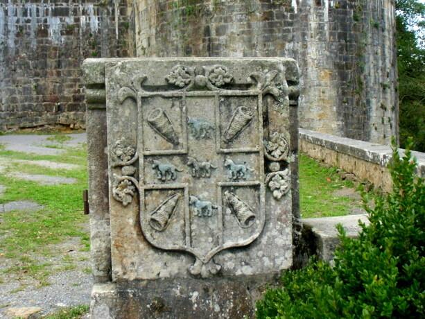 Escudo de armas de la casa Butrón