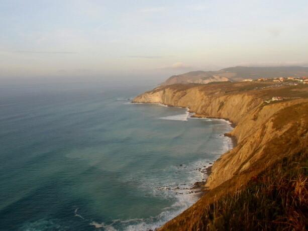 La bonita costa de Uribe por la que caminamos