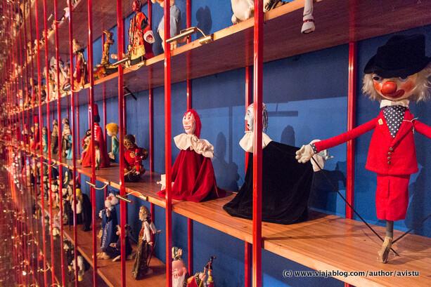 Marionetas del Topic, Museo de Títeres de Tolosa