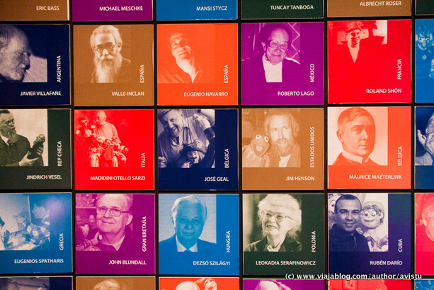 Creadores, Topic, Museo de Títeres de Tolosa