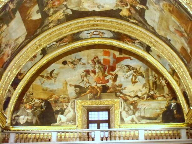Interiores de la concatedral de San Juan