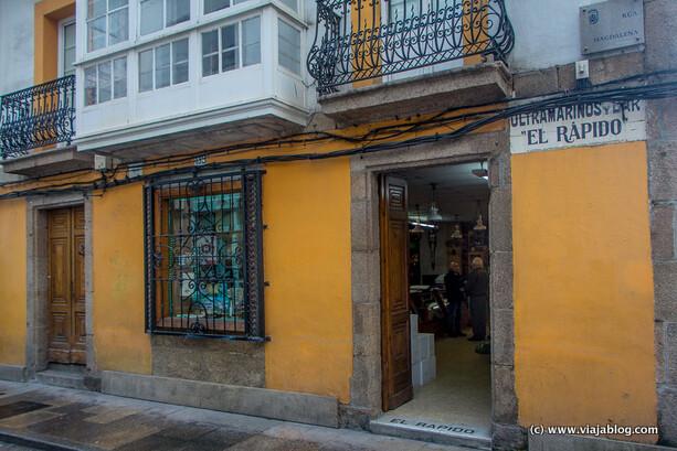 Ultramarinos El Rápido en Ferrol