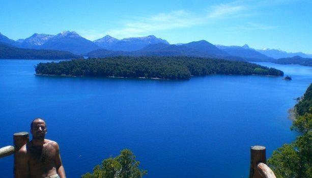 Bariloche y sus lagos y montañas