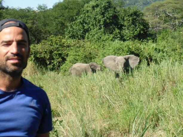 Viviendo de cerca la naturaleza en Liwonde Safari Park