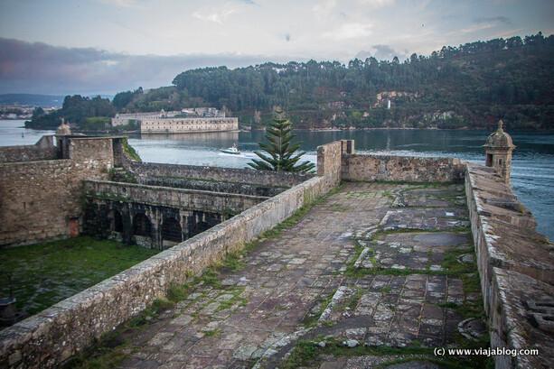 Castillo de San Felipe, Ferrol, Coruña