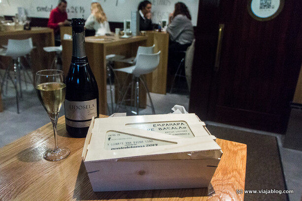 El Cafetín (I), De Tapas por Galicia Pontedetapas2014