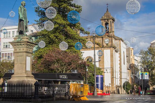 Plaza de Amboage, Ferrol, Coruña