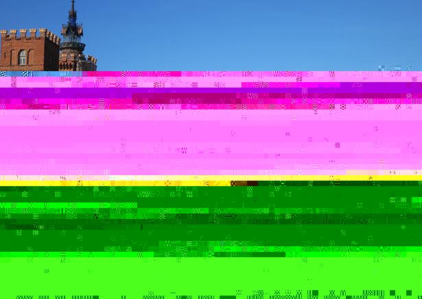 Paseo principal de la Ciutadella con vistas al Arc de Triomf