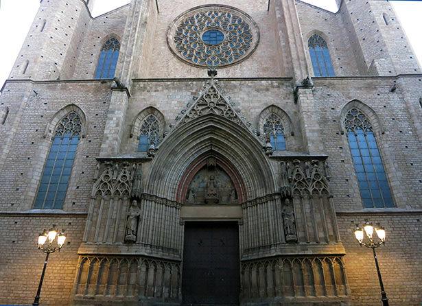 Portal de Santa María del Mar