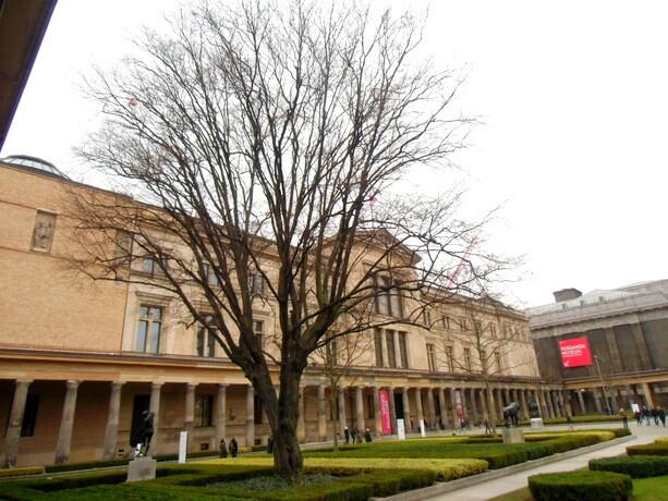 El Altes Museum de Berlin