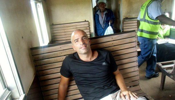 En Mozambique disfruté de todo menos de la policía