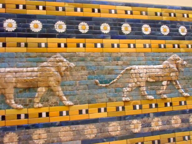 Paredes babilónicas