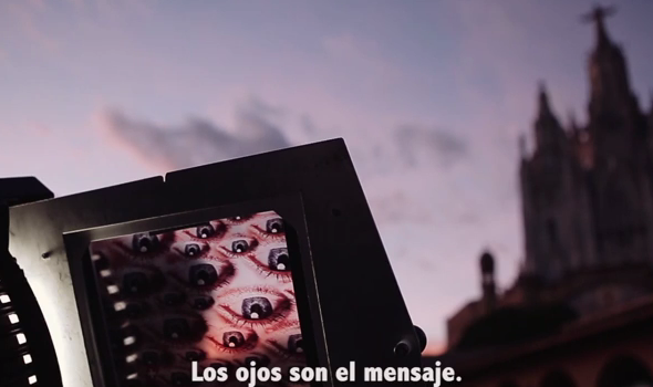 Los ojos son el mensaje