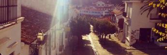 El bonito pueblo de Aracena