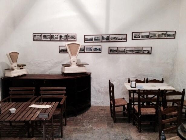 La tienda de comestibles Orta en Ayamonte