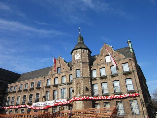Marktplazt y Ayuntamiento