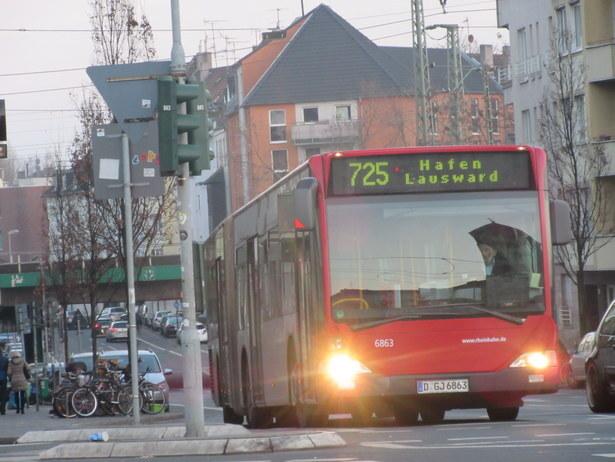 Autobús Dusseldorf