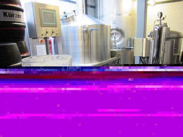 Cerveza fabricada en el interior del Krüzer