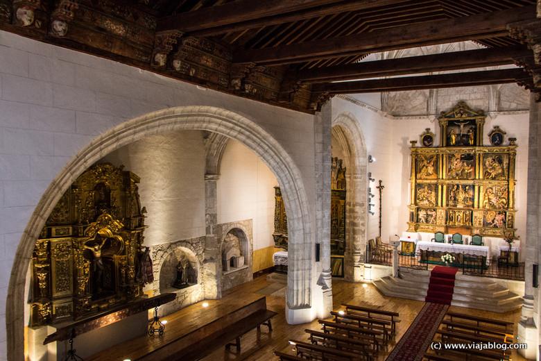 Iglesia de Santa María (Curiel de Duero, Valladolid)